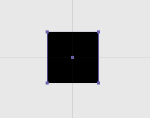 A Rectangle positioned at the origin